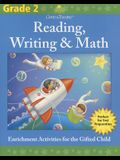 Gifted & Talented: Reading, Writing & Math, Grade 2