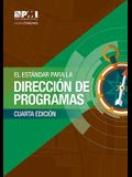 The Standard for Program Management - Fourth Edition (Spanish)