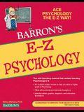 Barron's E-Z Psychology