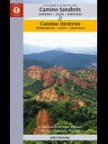 A Pilgrim's Guide to the Camino Sanabrés & Camino Invierno: Ourense or Ponferrada -- Lalín -- Santiago