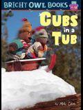 Cubs in a Tub: Short Vowel U