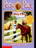 Too Many Ponies (Pony Pals #6)
