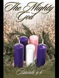 The Mighty God Bulletin (Pkg 100) Advent