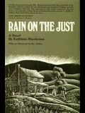 Rain on the Just (Lost American Fiction)