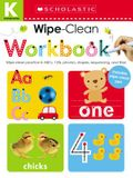 Wipe Clean Workbook: Kindergarten (Scholastic Early Learners)