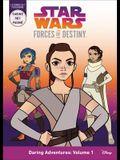 Star Wars Forces of Destiny Daring Adventures: Volume 1: (Sabine, Rey, Padme)