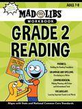 Mad Libs Workbook: Grade 2 Reading