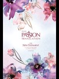 The Passion Translation New Testament (2nd Edition) Passion in Plum: With Psalms, Proverbs, and Song of Songs