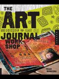 The Art Journal Workshop: Break Through [With DVD]