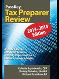 Passkey Tax Preparer Review: A Study Guide to Individual Taxation 2013-2014 Edition (Passkey Registered Tax Return Preparer Exam Review)