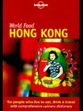 Lonely Planet World Food Hong Kong