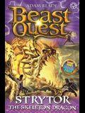 Beast Quest: 102: Strytor the Skeleton Dragon