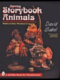 Storybook Animals: Rabbits and Other Woodland Creatures
