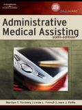 Administrative Medical Assisting [With CDROM]