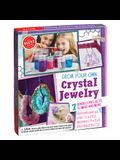 Grow Your Own Crystal Jewelry: 7 Sparkly Projects to Make and Wear