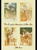 The Complete Adventures of Peter Pan (complete and unabridged) includes: The Little White Bird, Peter Pan in Kensington Gardens (illustrated) and Pete