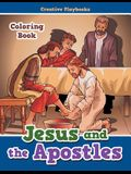 Jesus and the Apostles Coloring Book