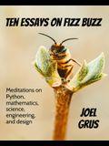 Ten Essays on Fizz Buzz: Meditations on Python, mathematics, science, engineering, and design