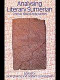 Analysing Literary Sumerian: Corpus-Based Approaches