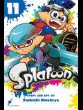Splatoon, Vol. 11, Volume 11