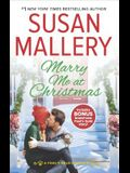 Marry Me at Christmas: A Charming Holiday Romance a Kiss in the Snow Bonus
