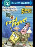 Food Fight! (SpongeBob SquarePants) (Step into Reading)