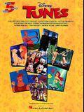 Disney Tunes: Five-Finger Piano