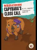 Capybara's Close Call