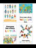 All Are Welcome Poster Set