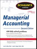 Schaum's Outline of Managerial Accounting, 2nd Edition (Schaum's Outlines)