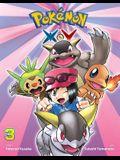 Pokémon X-Y, Vol. 3, Volume 3