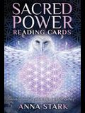 Sacred Power Reading Cards: Transforming Guidance for Your Life Journey [With Book(s)]