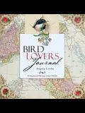 Bird Lovers Journal: Writing Journal Featuring Antique Bird Art