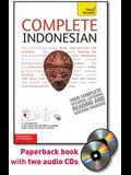 Complete Indonesian with Two Audio CDs: A Teach Yourself Guide
