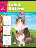 Cats & Kittens: Step-By-Stepinstructions for 26 Different Kitties