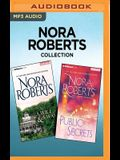 Nora Roberts Collection - A Will and a Way & Public Secrets