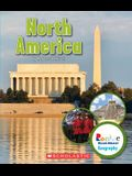 North America (Rookie Read-About Geography: Continents) (Library Edition)