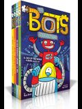 The Bots Collection: The Most Annoying Robots in the Universe; The Good, the Bad, and the Cowbots; 20,000 Robots Under the Sea; The Dragon