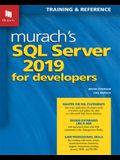 Murach's SQL Server 2019 for Developers