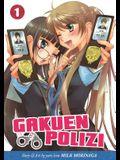 Gakuen Polizi, Volume 1