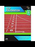 Steck-Vaughn Core Skills Test Preparation: Workbook Grade 3