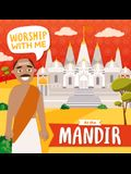 At the Mandir