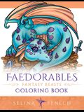 Faedorables Fantasy Beasts Coloring Book
