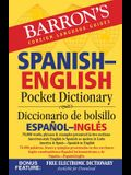 Spanish-English Pocket Dictionary: 70,000 Words, Phrases & Examples