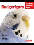Budgerigars: Everything about Purchase, Care, Nutrition, Behavior, and Training