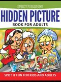 Hidden Picture Book For Adults: Spot it Fun For Kids and Adults