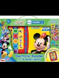 Disney Micky Mouse and Minnie Mouse - Me Reader Junior Electronic Reader [With Battery]