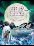 2019 Lunar & Seasonal Diary: Northern Hemisphere