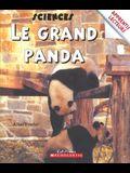 Apprentis Lecteurs - Sciences: Le Grand Panda