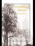 Stonewall Speaks